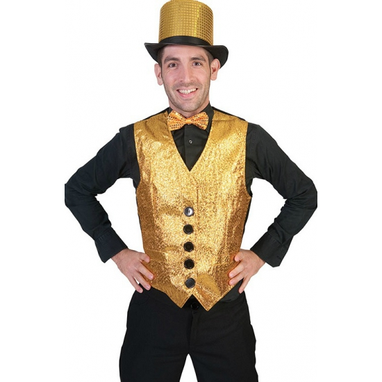 Glitter kleding heren